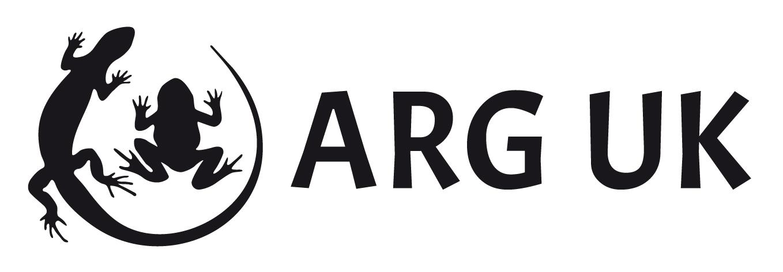 ARG UK Logo plain BW horizontal